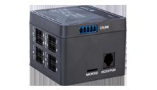 ・RS-232C x1 ・IR x8 ・リレー x4 ・IO x 4 CF Linkで拡張可