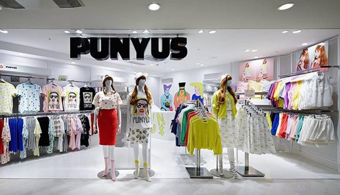 PUNYU-渋谷109-Feature