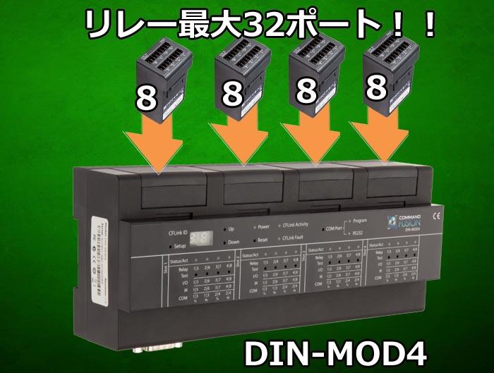 DIN-MOD4