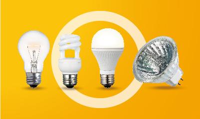 LED・白熱灯・ハロゲン等、全ての照明に対応しています。