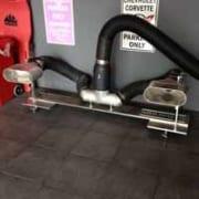 排気ガス排出装置