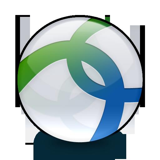 VPNクライアントのAnyconnectのアイコン