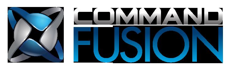 コマンドフュージョンロゴ